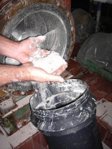 Reinigung Grafit-Wärmetauscher